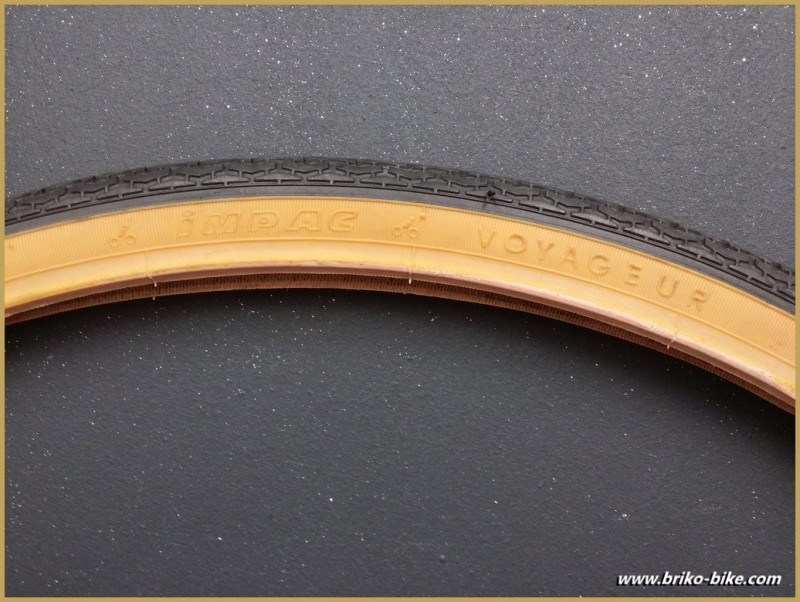 "Tyre IMPAC TRAVELLER"" 650 x 35B"