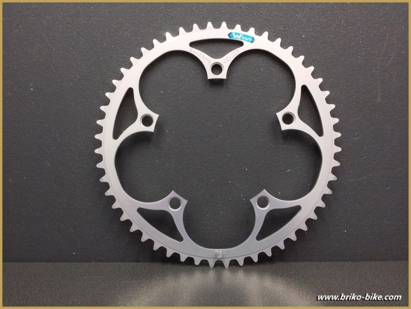 "Kaffee-UNSERE ""SHIMANO DURA ACE AX"" 52d BCD 130 (Ref 573)"