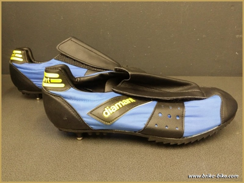 "Chaussures NOS ""DIAMANT CYCLO-CROSS"" Taille 44  (Ref 59)"