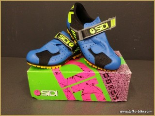 "Chaussures NOS ""SIDI MTB SUPRA"" Taille 38 (Ref 60)"