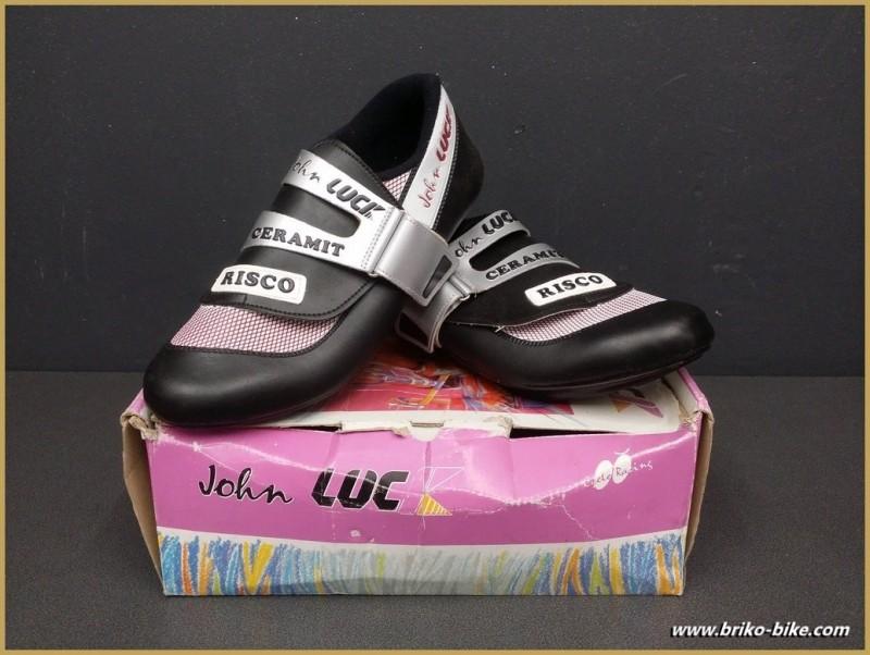 """Schuhe UNSERE """"JOHN LUKAS RISCO"""" Größe 40 (Ref 49)"""