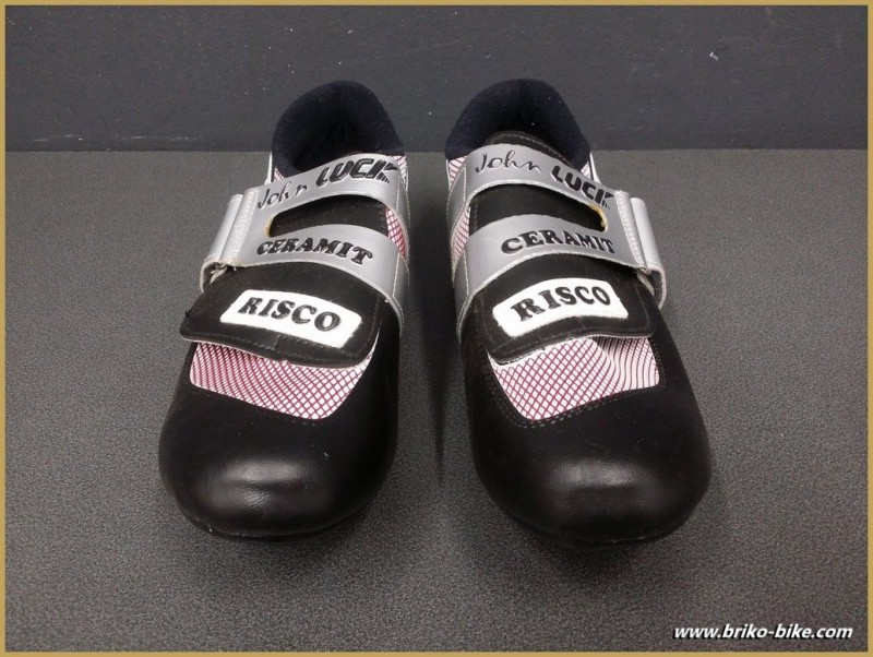 "Chaussures NOS "" JOHN LUC RISCO"" Taille 40 (Ref 49)"