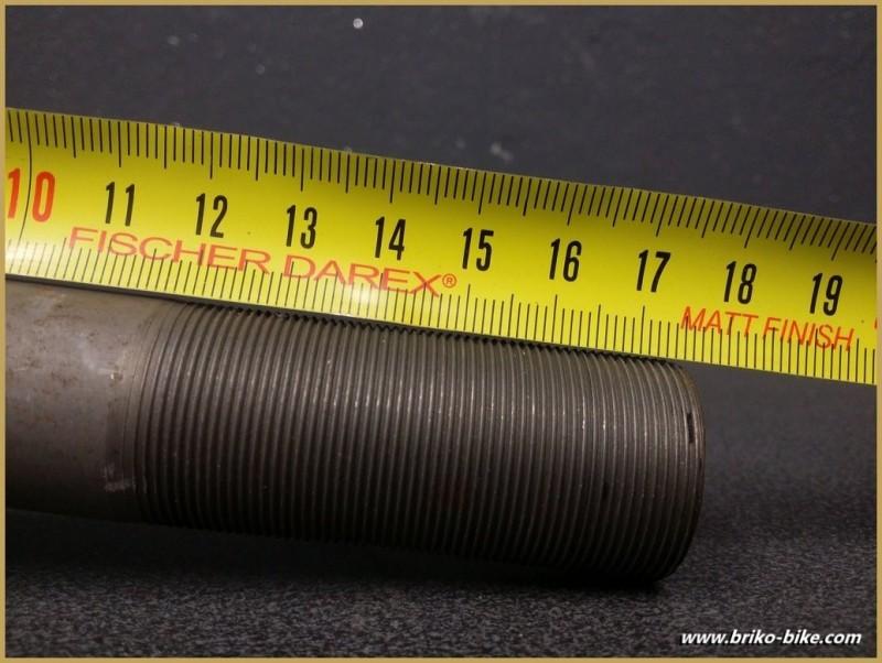 Horquilla 700 es usado por NUESTRO (Ref 97)