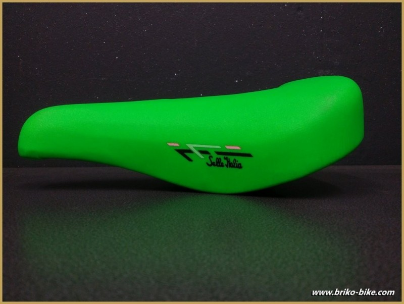 "Selle Italia ""CANYON"" neon Green (Ref 243)"