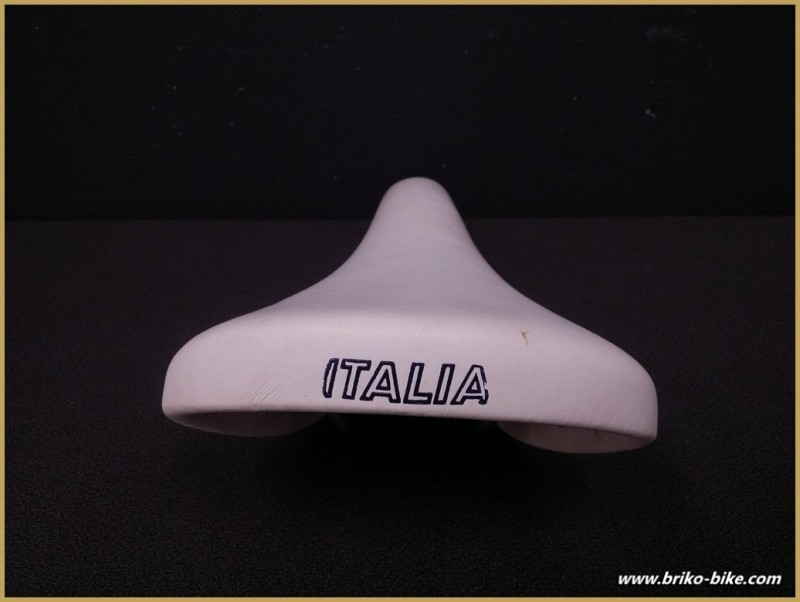 "El sillín Selle Italia ""MUNDIALITA"" Blanco (Ref 209)"