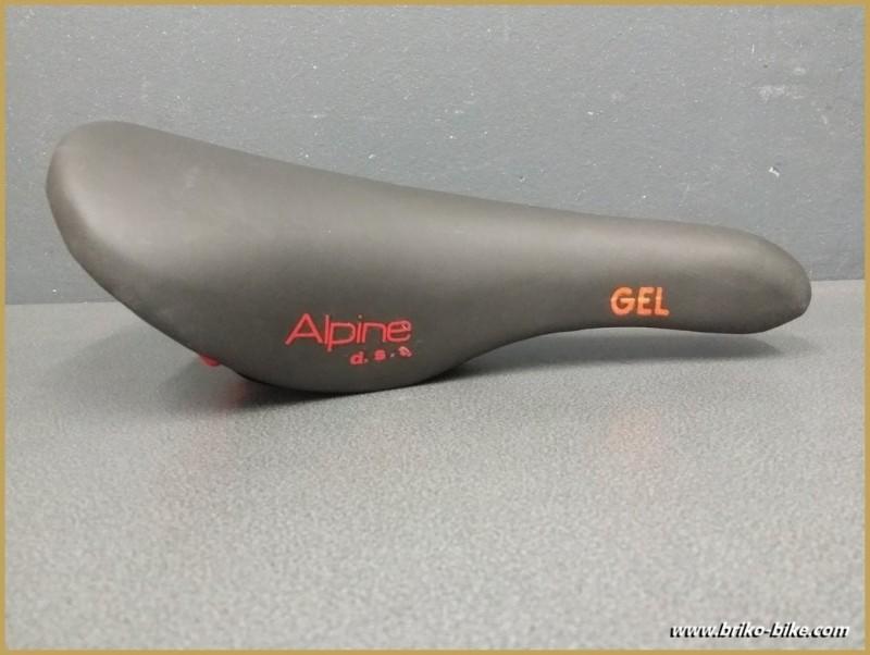 "Selle Italia ""ALPINE D.S.A"" Noir (Ref 205)"