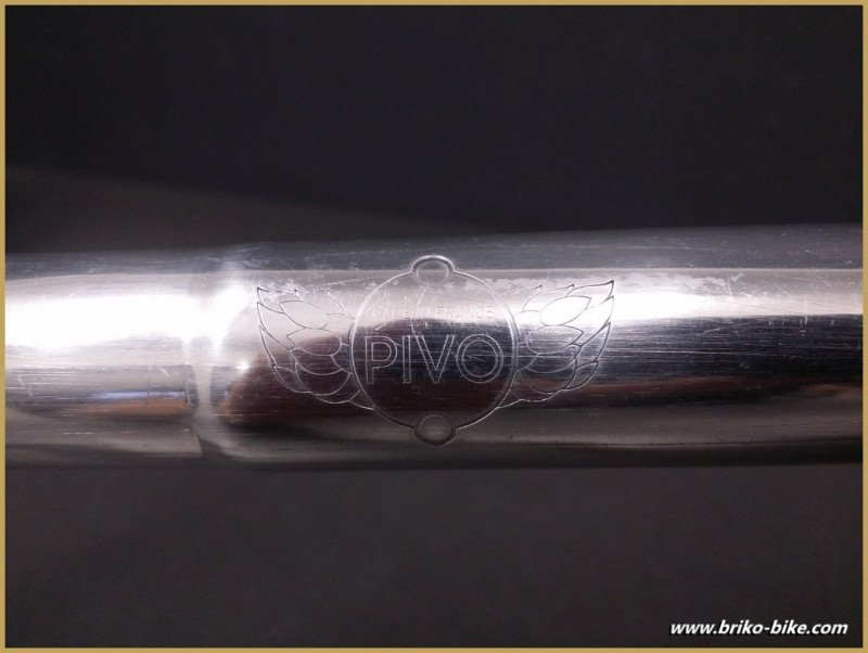 "Manubrio PIVO 420 mm ""NOSTRO"" (Rif 57)"