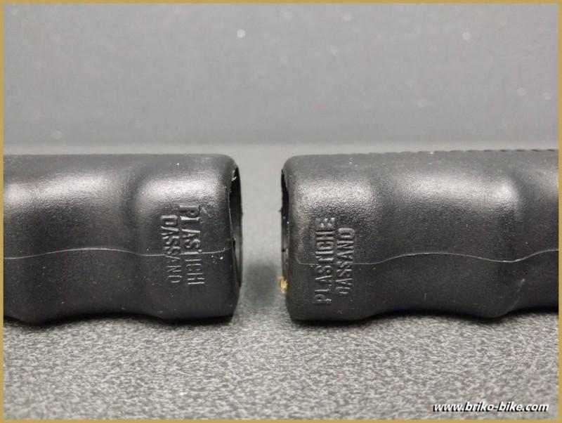 Poignées caoutchouc noir (Ref 36)
