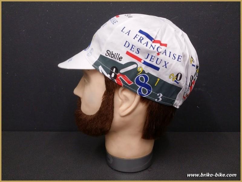 """Cap """"LA FRANCAISE DES JEUX"""" (Ref 104)"""
