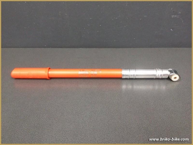 """Bomba de NUESTROS """"SILCA IMPERO"""" Naranja Talla 46/48 (Ref 05)"""