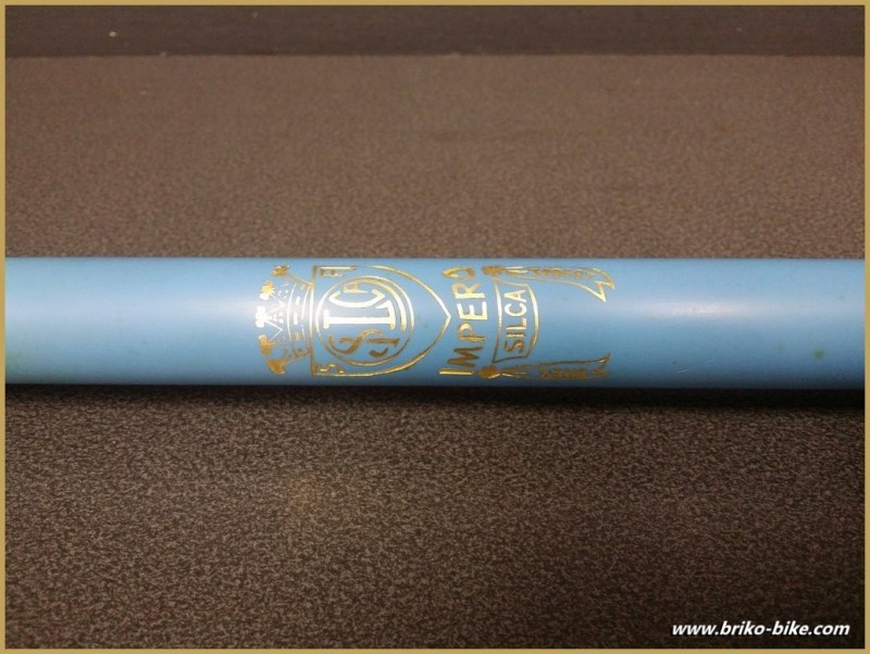 "Pompe NOS ""SILCA IMPERO"" Bleu ciel Taille 47/50 (Ref 12)"