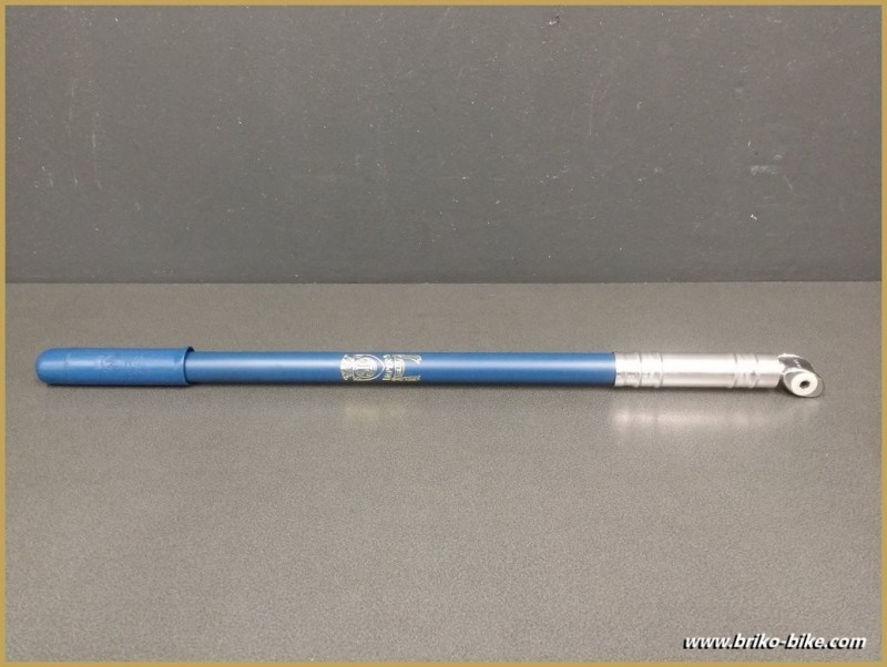 "Pompe NOS ""SILCA IMPERO"" Bleu taille 58/60 (Ref 07)"