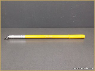 """Pump OUR """"SILCA IMPERO Yellow, Size 58/60 (Ref 17)"""
