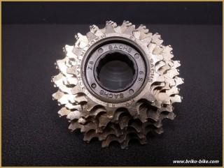 """Free wheel """"SACHS"""" 6v 13/22 (Ref 552)"""