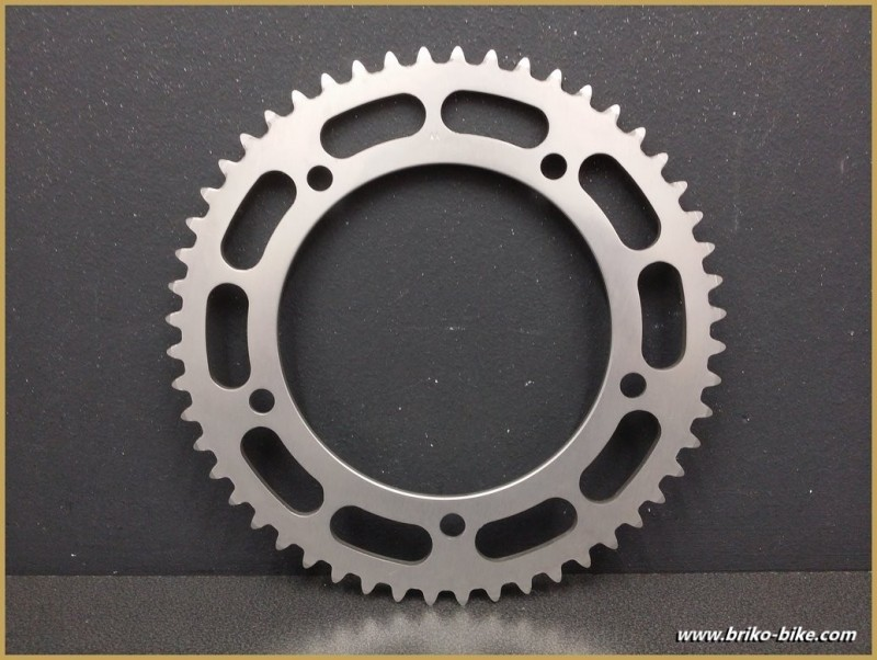 """Plateau """"SHIMANO TRACK"""" 52d BCD 151 (Ref 601)"""