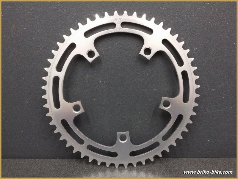 "Kaffee-UNSERE ""SHIMANO DURA ACE"" 52d BCD 130 (Ref 602)"