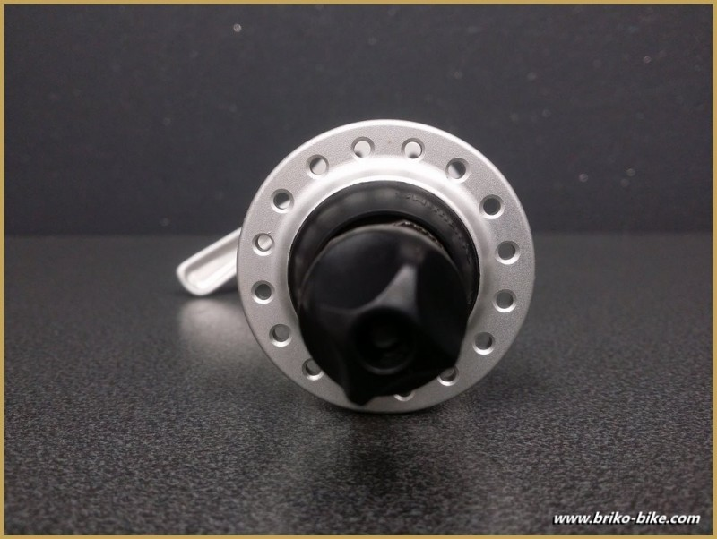 """Front hub on OUR """"SHIMANO XT 32t (Ref 229)"""