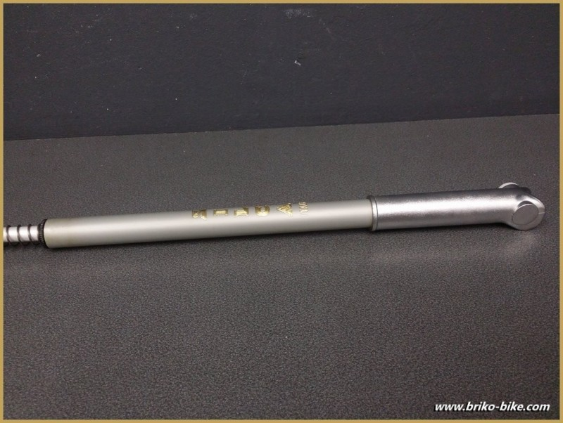 "Pump ""SILCA"" grey Size 49/51 (Ref 25)"