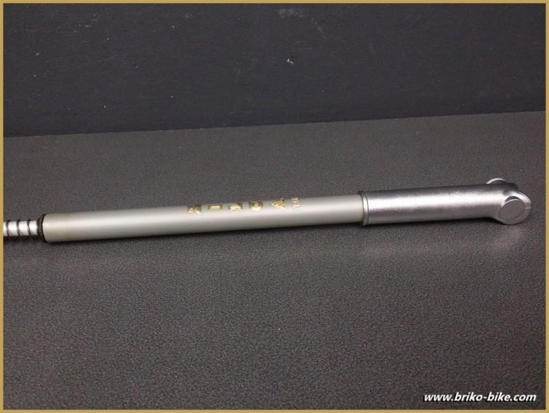 "Pumpe ""SILCA"" grau Größe 53/55 (Ref 26)"