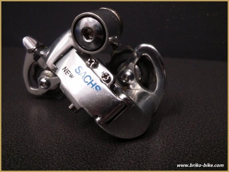 """Dérailleur arrière """"SACHS NEW SUCCESS MTB"""" 8v (Ref 1081)"""