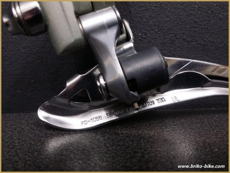 "Umwerfer ""SHIMANO 105"" (Ref 1085)"