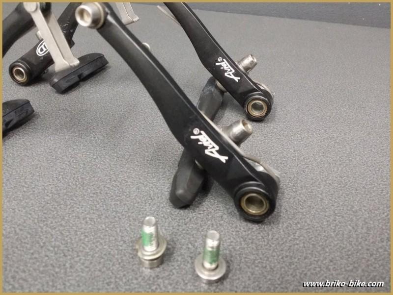 "Pastiglie freno V-Brake AVID 1D"" (Rif 371)"
