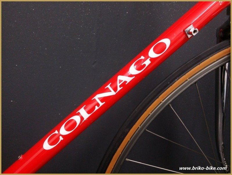 "Frame COLNAGO DECOR Red"" Size"