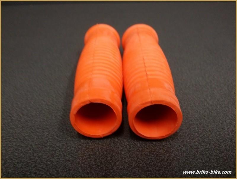 """Handles bike """"Patches"""" Orange (Ref 40)"""