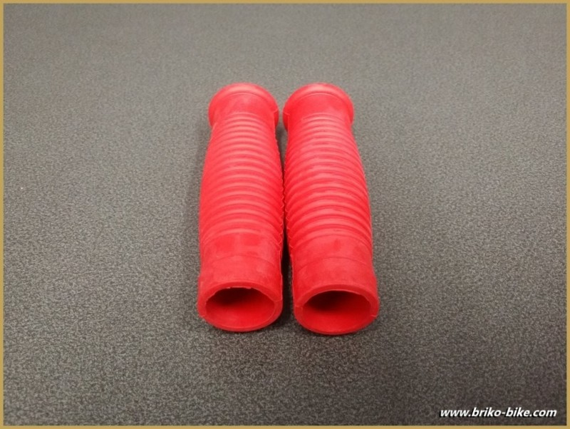 """Handles bike Carrier """"band-aid"""" Red """" (Ref 14)"""