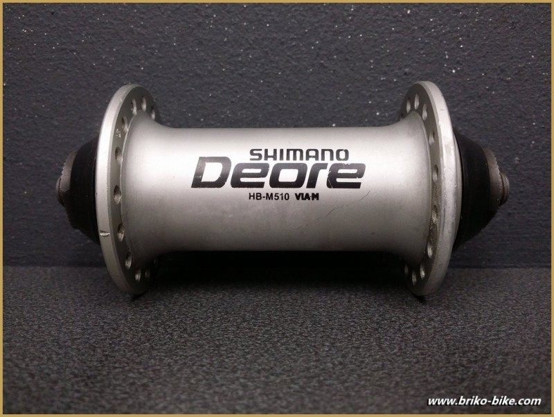 "Buje delantero ""SHIMANO DEORE"" 32t (Ref 260)"