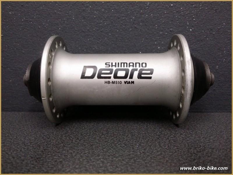 """Moyeu avant """"SHIMANO DEORE"""" 32t (Ref 260)"""