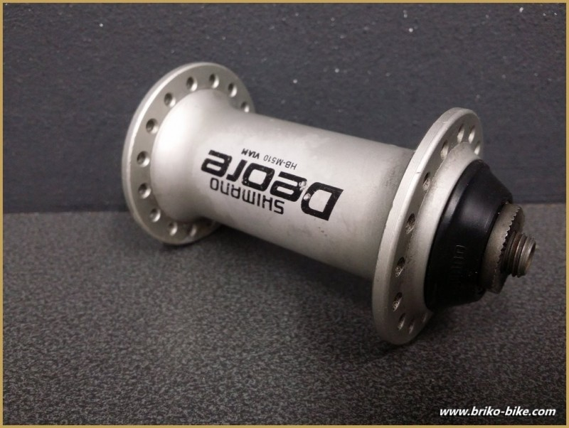 "Front hub ""SHIMANO DEORE"" 32t (Ref 260)"