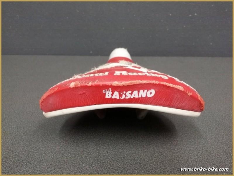 "Saddle BASSANO VUELTA"" (Ref 259)"