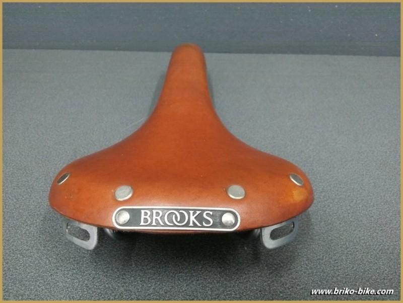 """Selle """"BROOKS B15"""" (Ref 261)"""