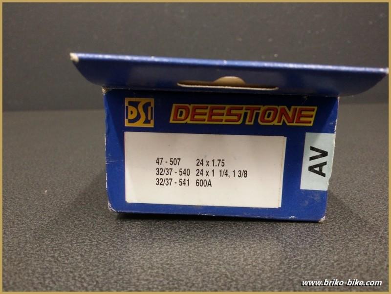 """Camera d'aria """"DEESTONE"""" 600A / 24"""" presta"""