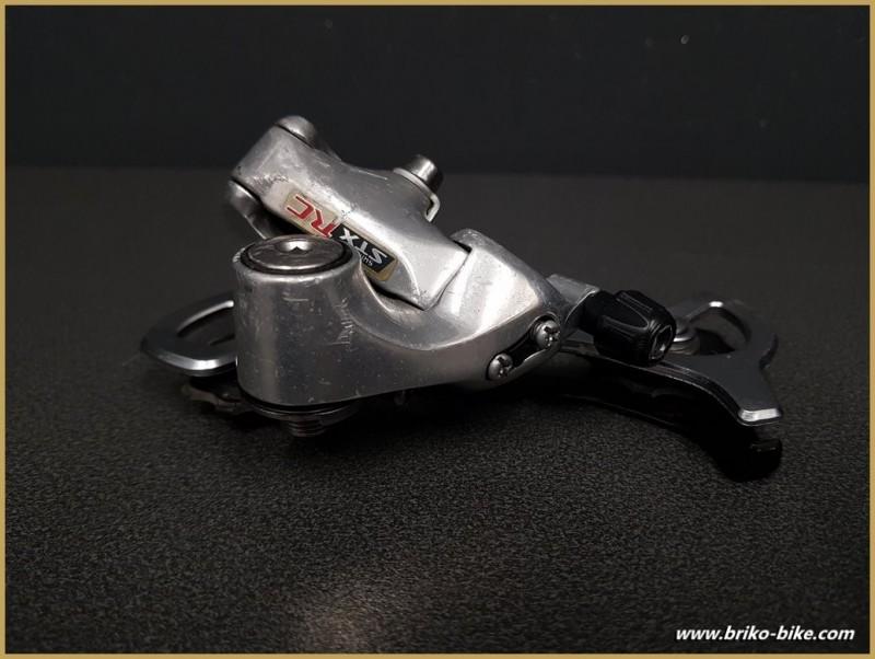 """Dérailleur arrière """"SHIMANO STX RC"""" 8v (Ref 1095)"""