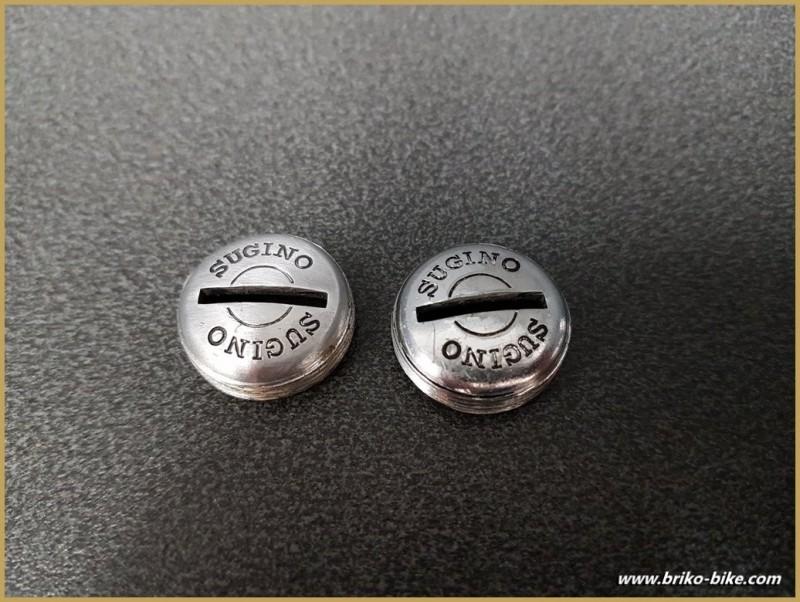 """Dust Caps """"SUGINO"""" (Ref 15)"""