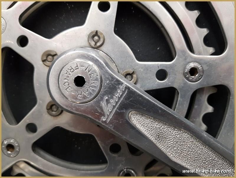 """Kettenradgarnitur """"NERVAR """" STAR"""" 170 mm (Ref 574)"""