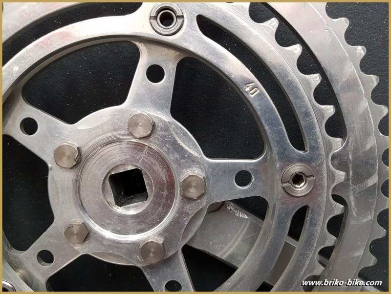 "Crank ""NERVAR STAR"") 170 mm (Ref 574)"