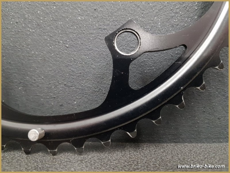 """Plateau """"CAMPAGNOLO"""" 52d BCD 135 (Ref 647)"""