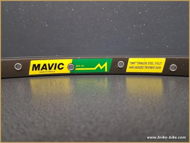 "Jante 700 ""MAVIC MA 40"" 36t"