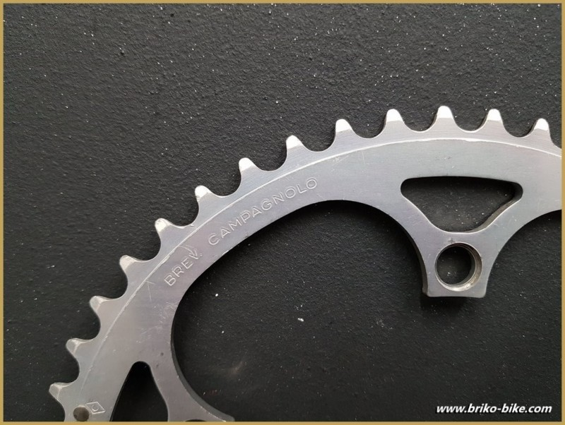 "Plateau ""CAMPAGNOLO"" 52d BCD 135 (Ref 652)"