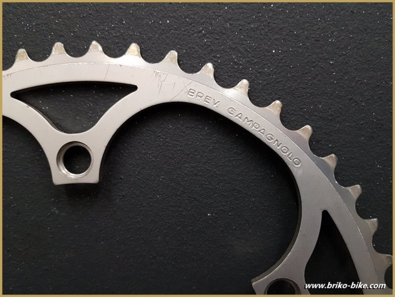 "Plateau ""CAMPAGNOLO"" 52d BCD 135 (Ref 653)"