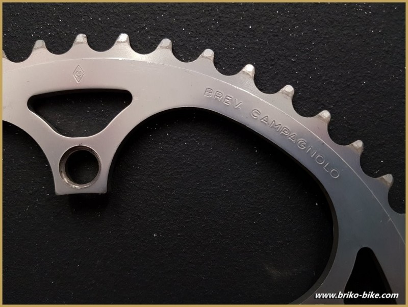 "Plateau ""CAMPAGNOLO"" 52d BCD 135 (Ref 654)"