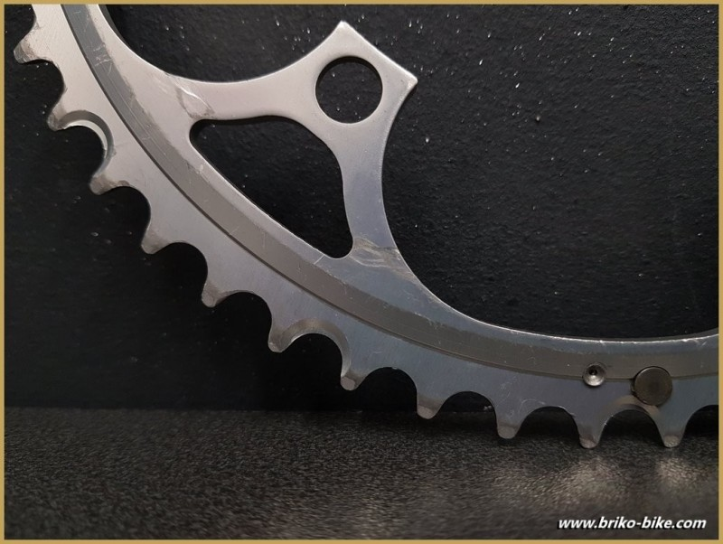 """Plateau """"CAMPAGNOLO"""" 52d BCD 135 (Ref 654)"""
