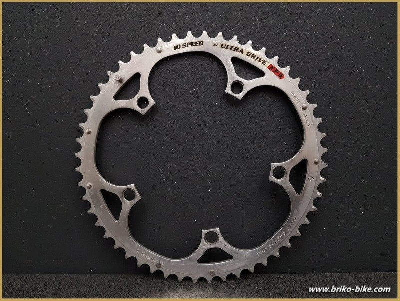 """Kaffee - """"CAMPAGNOLO ULTRA DRIVE EPS"""" 52d BCD 135 (Ref 655)"""