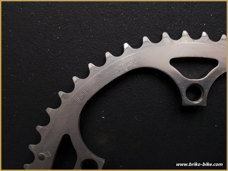 "Plateau ""CAMPAGNOLO"" 52d BCD 135 (Ref 656)"