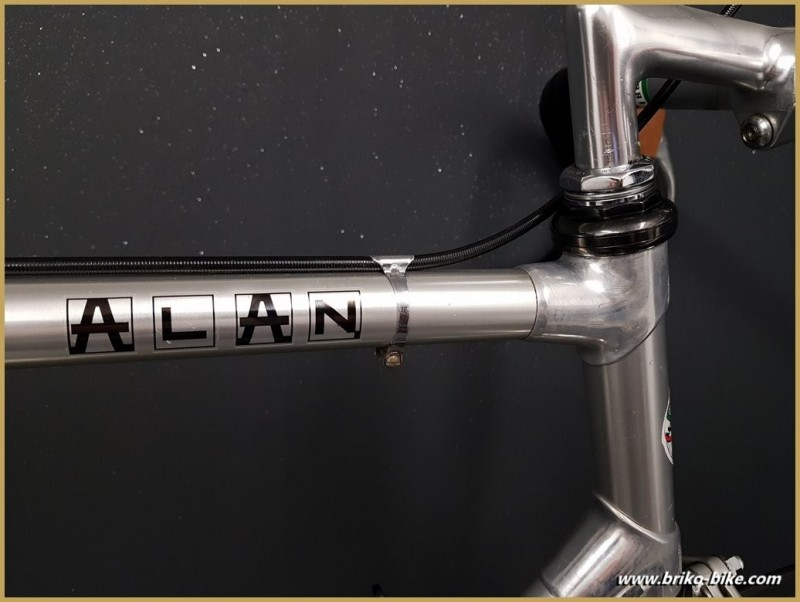 "Bike ""ALAN COMPETITION"" size 58"