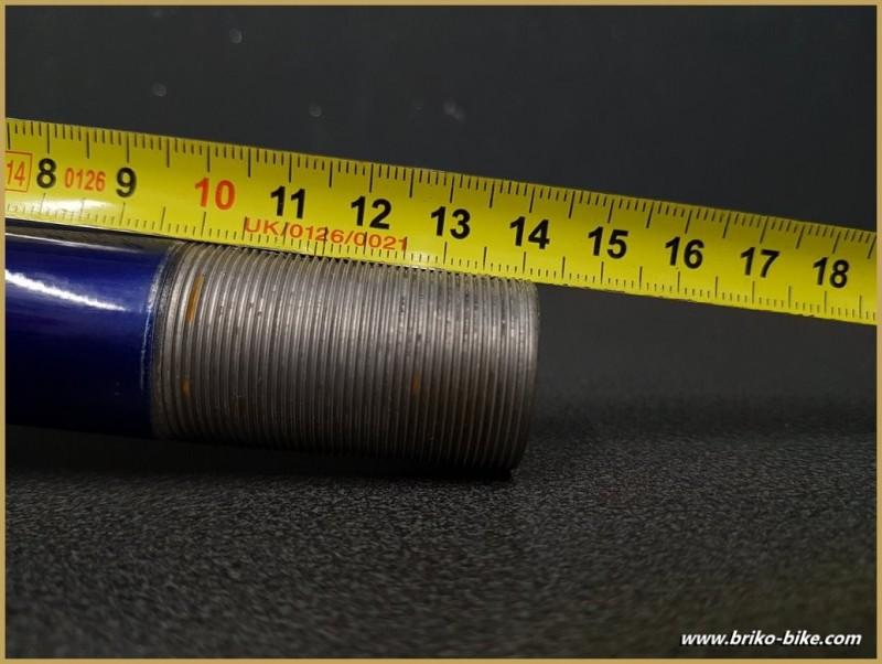 """Fork MTB 24 inch """"MBK"""" (Ref 105)"""