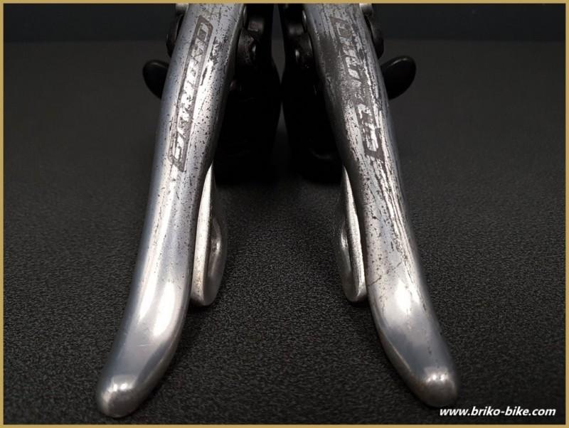 "Brake levers CAMPAGNOLO CHORUS"" 2x9v (Ref 443)"